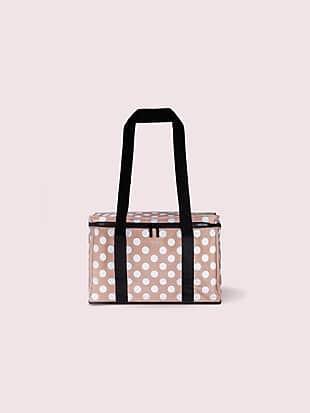 jumbo dot cooler bag