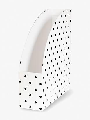black spade dot file holder