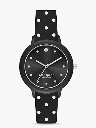 morningside black dot watch