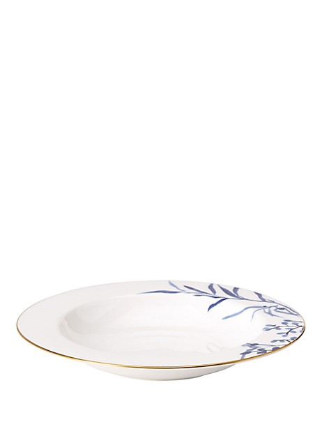 Birch Way Pasta Bowl Rim Soup Kate Spade New York