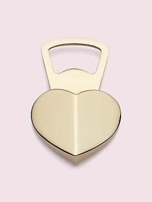 park circle heart bottle opener