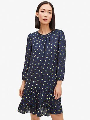 dainty bloom shift dress