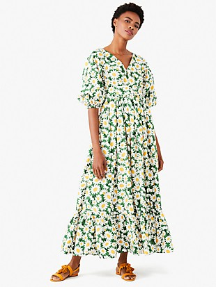 kate daisy bodega midi dress