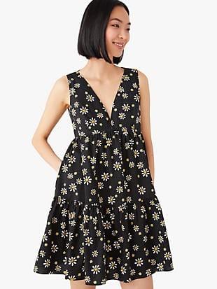 daisy dots vineyard dress