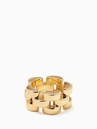 sliced scallops ring