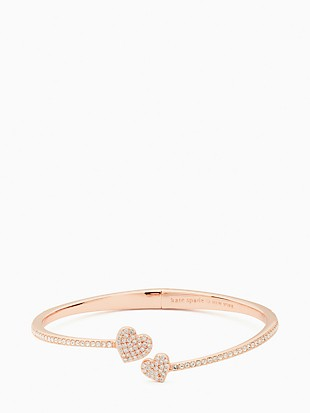 yours truly pave open hinge cuff