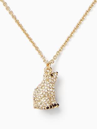 cold comforts polar bear mini pendant