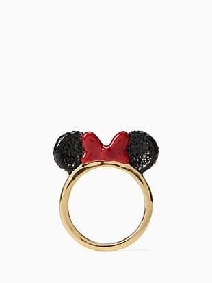 disney x kate spade new york minnie ring