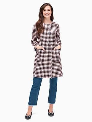 enchanted tweed coat