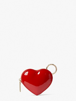 3d heart coin purse
