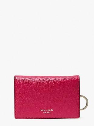margaux small keyring wallet