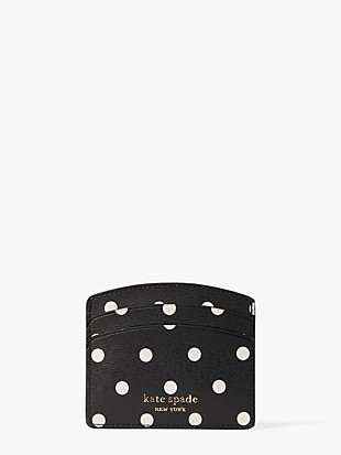 spencer cabana dot cardholder