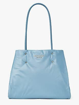 everything puffy large tote