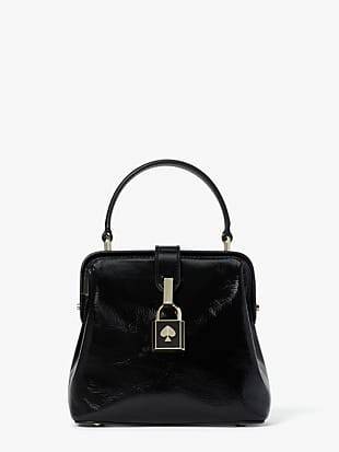 remedy patent small top-handle bag