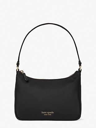 the little better sam nylon small shoulder bag
