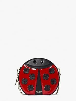 dottie lady bug crossbody