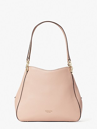 hailey medium shoulder bag