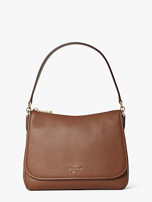 polly medium convertible flap shoulder bag