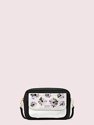 make it mine customizable camera bag floral pouch