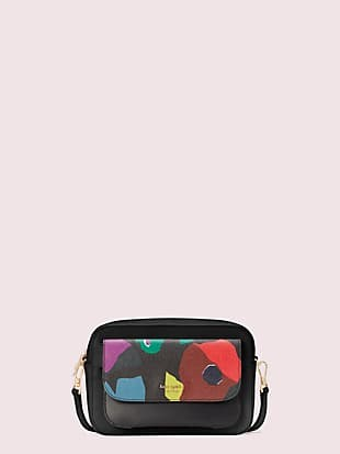 make it mine customizable camera bag floral collage pouch