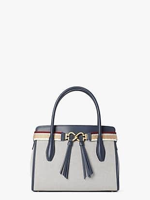 toujours canvas medium satchel