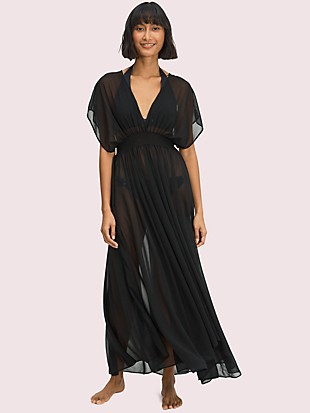 palm beach cover-up dress