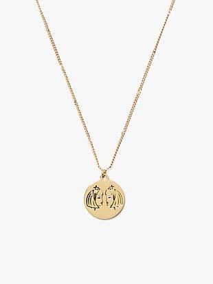 in the stars gemini pendant
