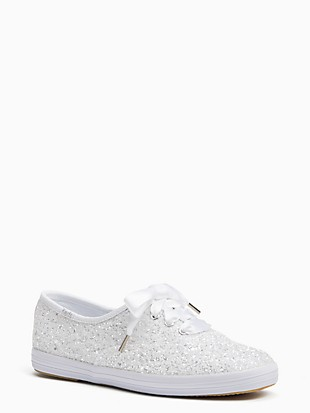 keds x kate spade new york champion glitter sneakers