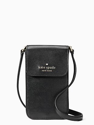 staci north south flap phone crossbody