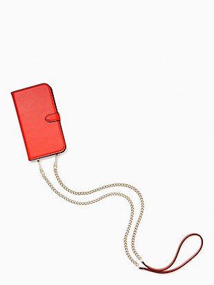 staci magnetic folio chain crossbody 12 & 12 pro