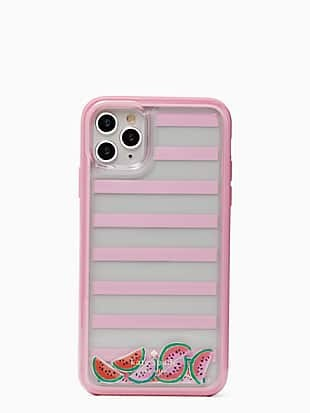 watermelon liquid iphone 11 pro max case