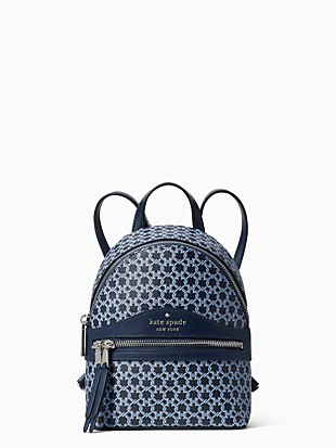 spade link mini convertible backpack