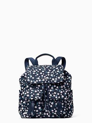 carley flap backpack