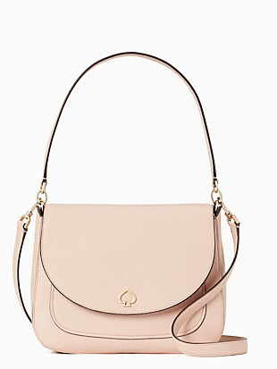 kailee medium flap shoulder bag