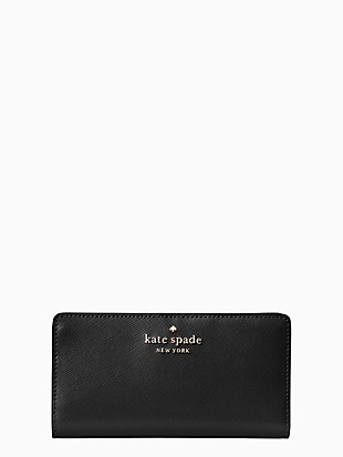 staci large slim bifold wallet