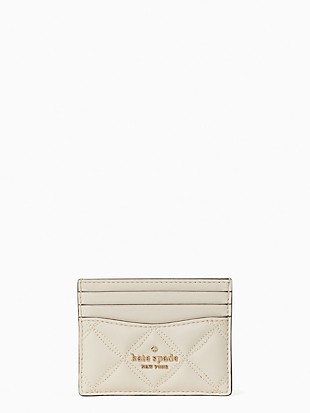 natalia small slim card holder