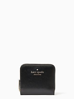 staci small zip around wallet