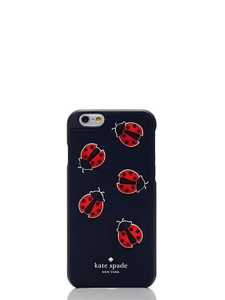 Ladybugs Silicone Iphone 6 Case
