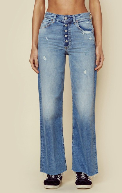 THE MIKEY WIDE LEG FLARE JEAN | Sale