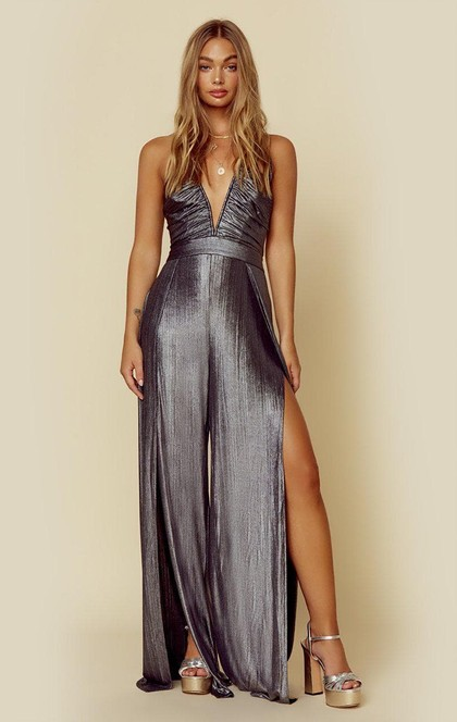 NEVER CROSS JUMPSUIT | Sale