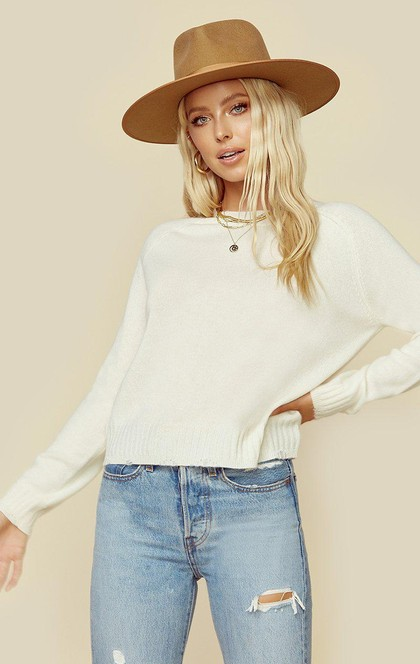 ESSIE CREWNECK SWEATER