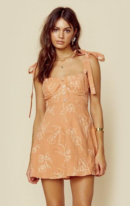 HAYDEN MINI DRESS | Sale