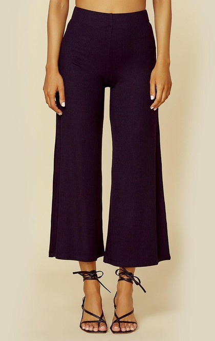 THE WIDE LEG PANT | New
