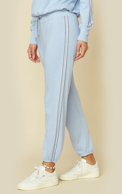 BASIC SWEATPANTS W/ SIDE STITCH