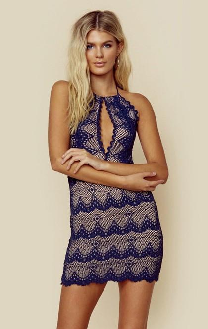 BELLE NUIT MINI DRESS | Sale