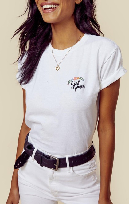 GFV EMBROIDERED TEE | Sale
