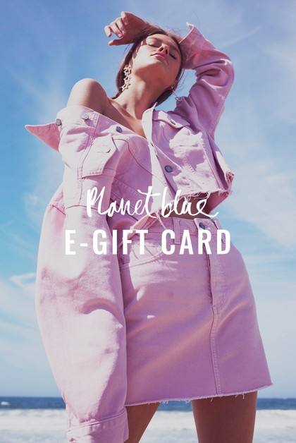 Electronic Gift Card *Online Only*